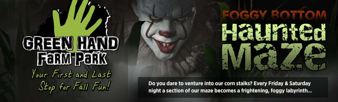 Haunted Maze - Virginia
